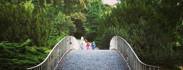 Park im. ks. Józefa Poniatowskiego is one of Łódź.