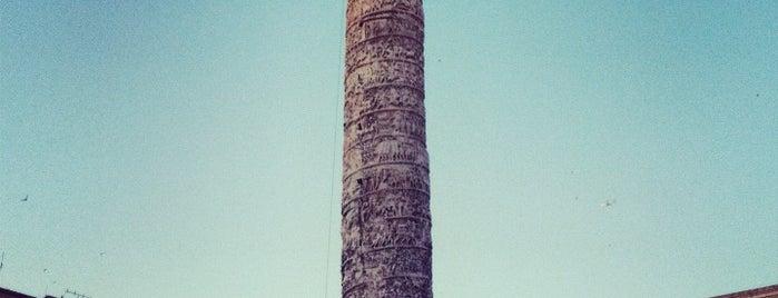 Colonna di Marco Aurelio is one of Rome / Roma.