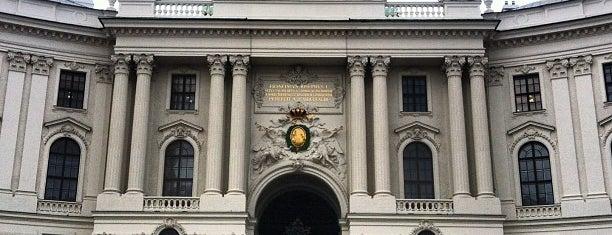 Spanische Hofreitschule is one of Must-Visit ... Vienna.