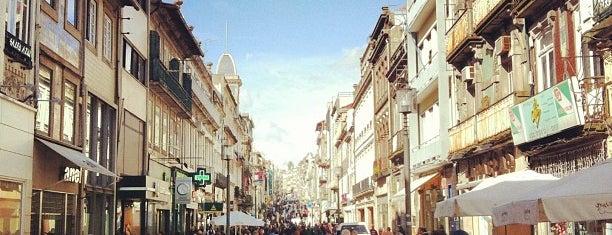 Rua de Santa Catarina is one of Porto.