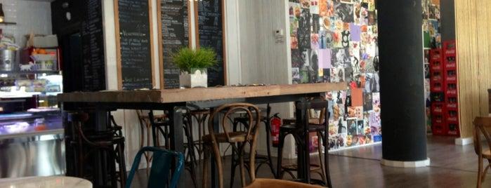 Carrot Café is one of hamburguer bcn.
