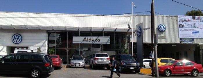 Volkswagen - Aldyxa is one of Locais curtidos por Roberto.