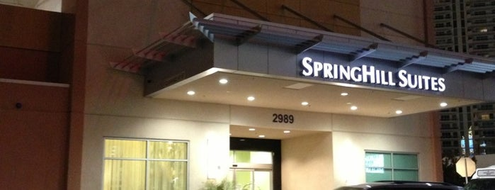 SpringHill Suites Las Vegas Convention Center is one of PXP.