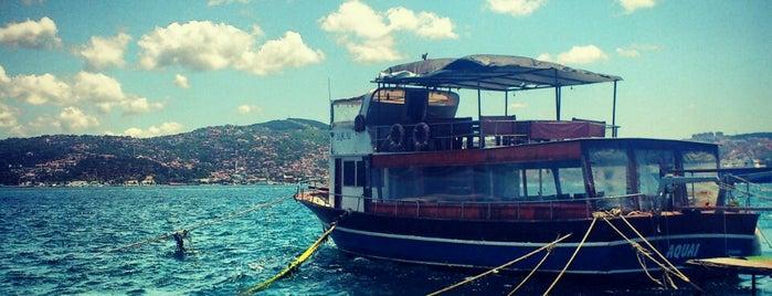 İstinye-Tarabya Sahil Yolu is one of İstanbul.