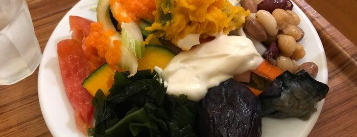 泥武士キッチン is one of Vegan Tokyo.