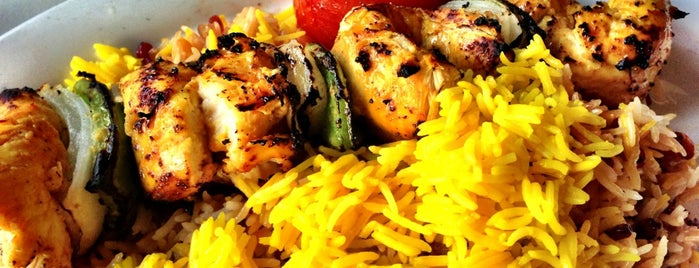 Arya Global Cuisine is one of The Bay.