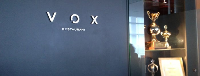 VOX Restaurant is one of Places To Visit In Iceland.