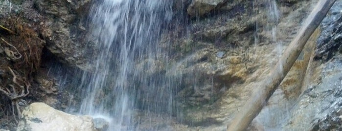 Водопад на боткинской тропе is one of Orte, die Artem gefallen.
