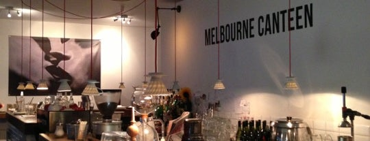 Melbourne Canteen is one of Must Try Berlin.