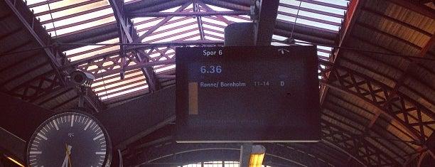 Kopenhagen Hauptbahnhof (ZGH) is one of Orte, die Can gefallen.