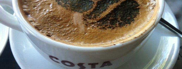 Costa Coffee is one of Posti che sono piaciuti a Georgi.
