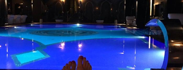Spa at Edem Resort is one of Posti che sono piaciuti a Piotr.