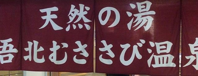 天然の湯 吾北むささび温泉 is one of プチ旅行に使える!四国の温泉・銭湯 ~車中泊・ライダー~.