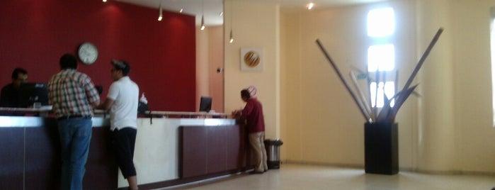 Hotel Panamerican is one of Orte, die Iris gefallen.