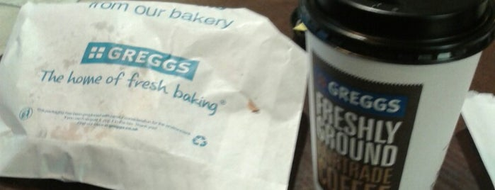 Greggs is one of Carlさんのお気に入りスポット.
