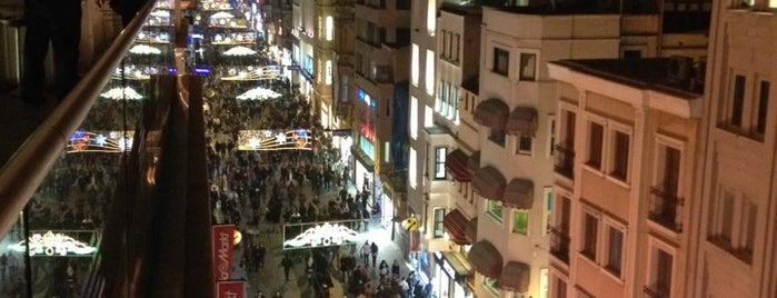 Demirören İstiklal is one of İstanblue.