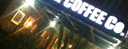 Arts & Coffee Co. is one of Café.