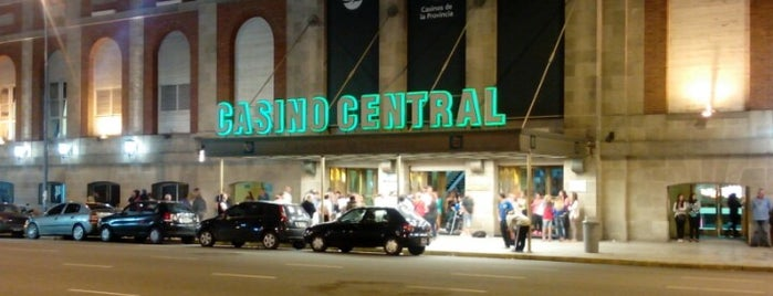 Casino Central is one of Mardel.