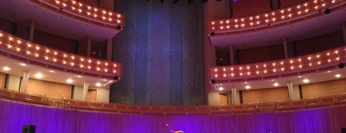 John S. and James L. Knight Concert Hall is one of Miami- art.