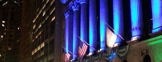 New York Stock Exchange is one of 7th 미국여행.