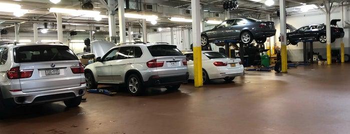 BMW of Freeport Mini of Freeport is one of Michael : понравившиеся места.