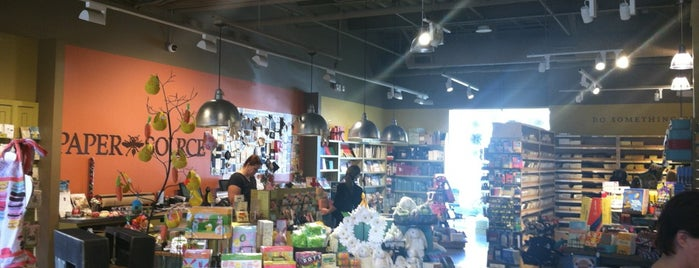 Paper Source is one of Austin- Shopping.