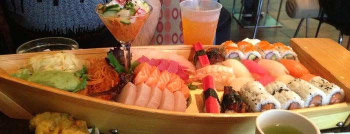 Sushi Maki is one of สถานที่ที่บันทึกไว้ของ BZB.