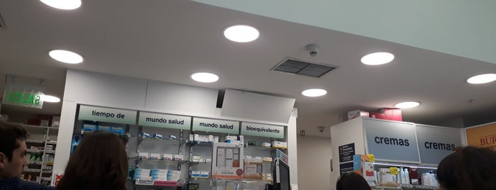 Farmacia Ahumada is one of Comercio.