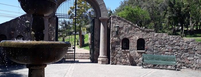 Plaza Centenario Los Canelos is one of Lugares, plazas y barrios de Santiago de Chile.