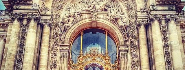 Petit Palais is one of Paris.