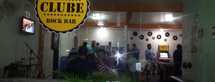 Underground Clube Rock Bar is one of Lieux sauvegardés par Marcelo.