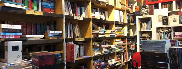 Le Flaneur Bookstore is one of Datça.
