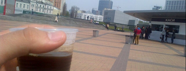 Urban Espresso is one of Каварні&чайхани.