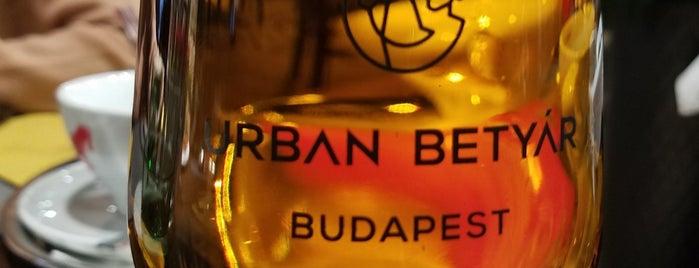 Urban Betyár is one of B.