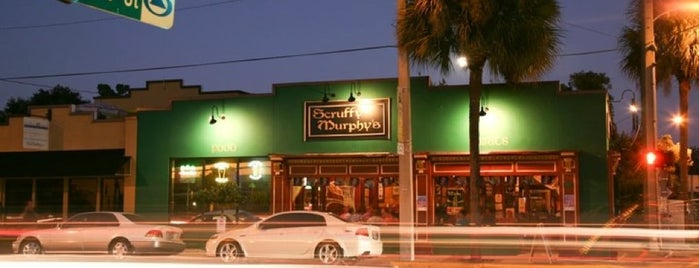 Scruffy Murphy's Irish Pub is one of Taryn : понравившиеся места.