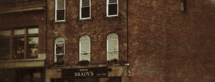 Eddie Brady's is one of Erin'in Beğendiği Mekanlar.