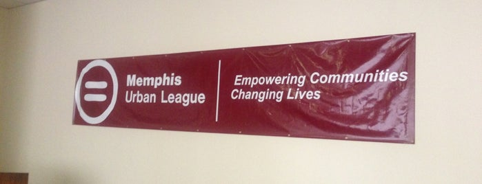 Memphis urban league is one of Kellyさんのお気に入りスポット.
