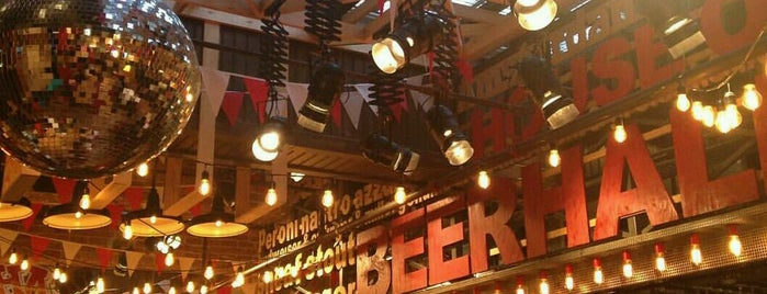 Beer Hall is one of Istanbul.