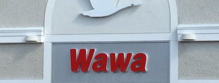 Wawa is one of Lugares favoritos de Eve.