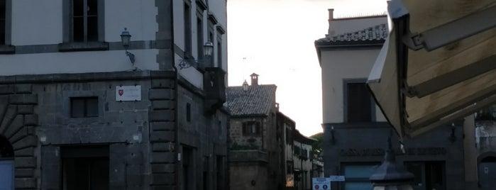 Orvieto is one of สถานที่ที่ Onur ถูกใจ.