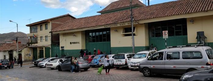 PeruRail - Estación San Pedro is one of Peru.