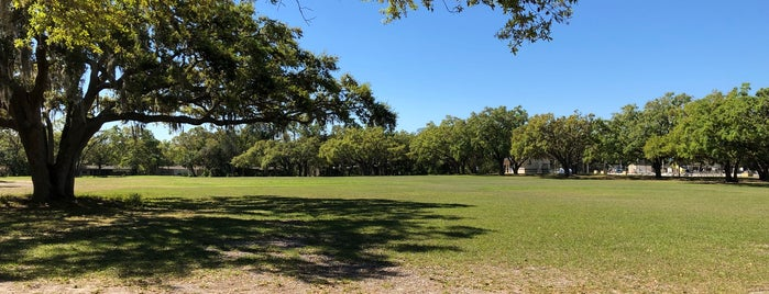 Highlander Park is one of Posti che sono piaciuti a Justin.