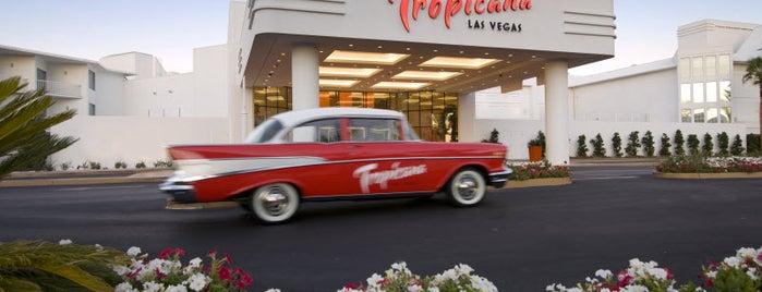 Tropicana Las Vegas is one of Las Vegas.