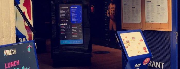 NBA Cafe Barcelona is one of Pabloさんのお気に入りスポット.