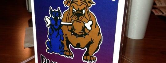 Der Dog Haus is one of Parkersburg.