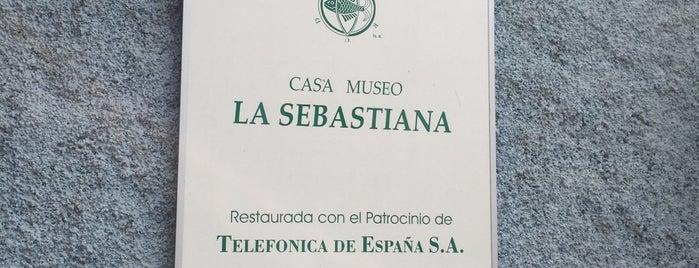 La Sebastiana is one of SANTIAGO LOKO.