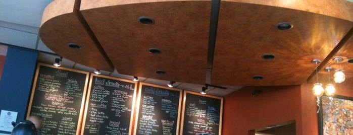 Borjo Coffeehouse is one of norfolk.