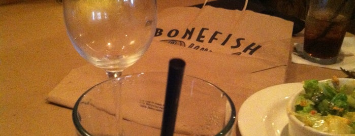 Bonefish Grill is one of Must-visit Food in Virginia Beach.