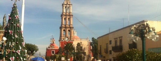 San Felipe is one of Lieux qui ont plu à Alejandra.