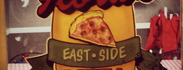 East Side Pizza is one of All ABout Pizza.